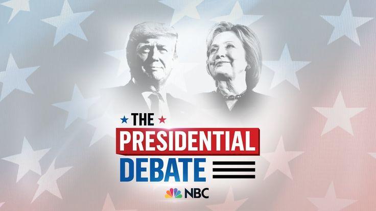 The Second Presidential Debate: Hillary Clinton And Donald Trump (Full Debate) | NBC News