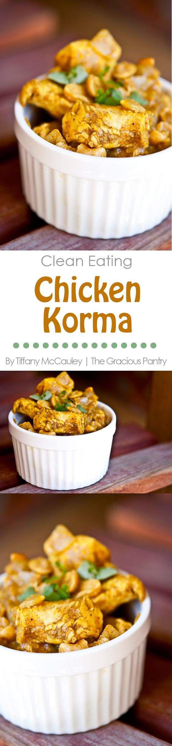 Clean Eating Recipes | Chicken Korma | Healthy Recipes | Dinner Recipes | Indian Food