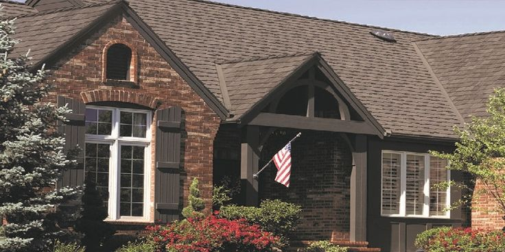 Roof Color for Ranch Homes