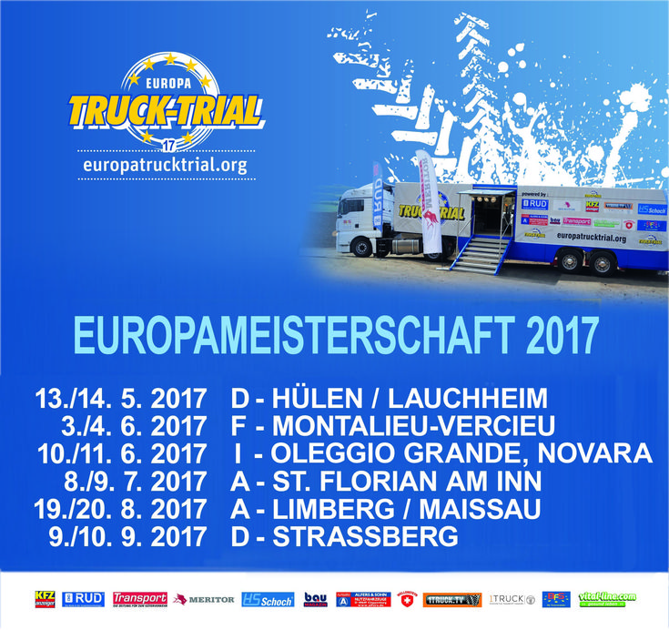 Home - Europa Truck Trial