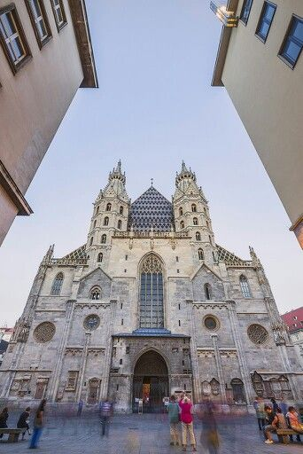 Stephansdom Vienna, by wfxue on flickr