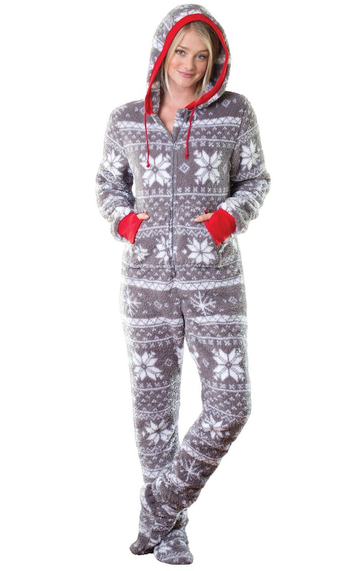 Pajama hoodie