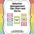 This behavior packet includes everything you need to establish your classroom behavior system when school starts. Includes: chart, forms and directions $
