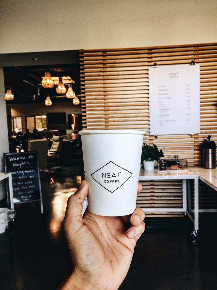 Neat Coffee Pop Up & The Wayfare HQ - Costa Mesa, CA