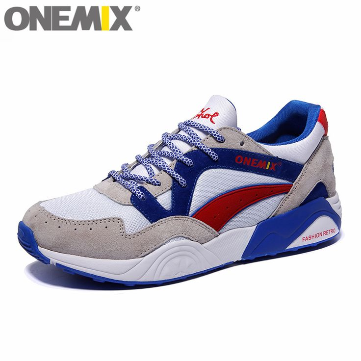 Original Quality onemix Retro Trend Men's Running Shoes for Women Brand Breathable Walking Outdoor Sport Sneakers Free Shipping