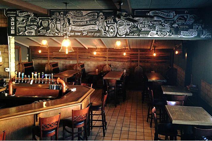 Drink Spirits With Spirits At Los Angeles Bars Discoverla Bars Haunted Urbanmyth Losangeles Drinks Cockta Los Angeles Bars Los Angeles Los Angeles Food