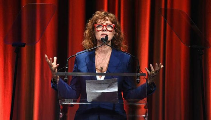 Susan Sarandon is planning a Thelma and Louise Reunion Tour in 2016