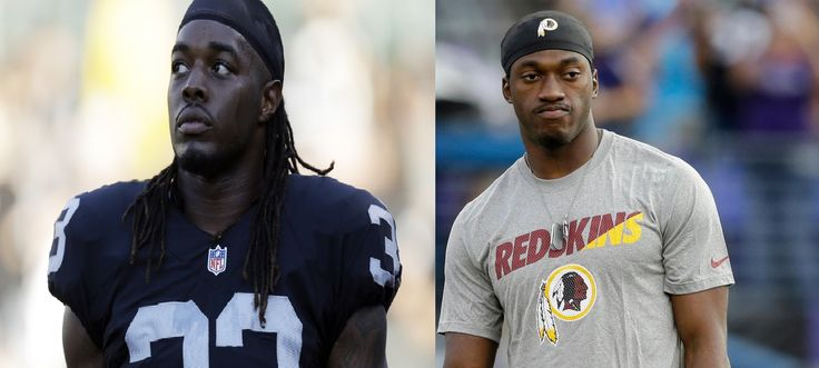 Robert Griffin III & Trent Richardson's NFL Futures Fading Rapidly - http://movietvtechgeeks.com/robert-griffin-iii-trent-richardsons-nfl-futures-fading-rapidly/-It's not looking good for 2nd and 3rd overall picks in the 2012 NFL Draft. Andrew Luck is doing pretty well, but Robert Griffin III and Trent Richardson may be starting at the end of their careers after being benched and cut this week, respectively.