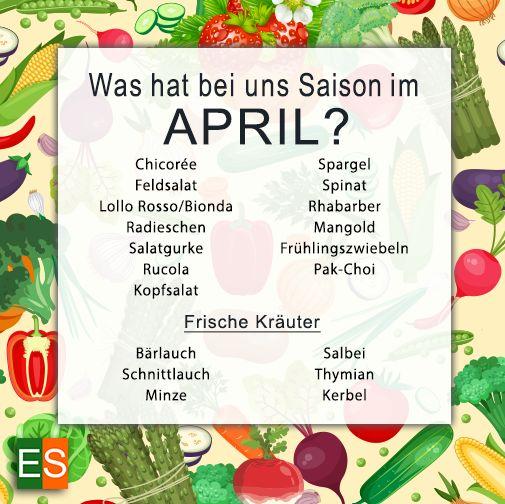 Was hat Saison im April? | eatsmarter.de