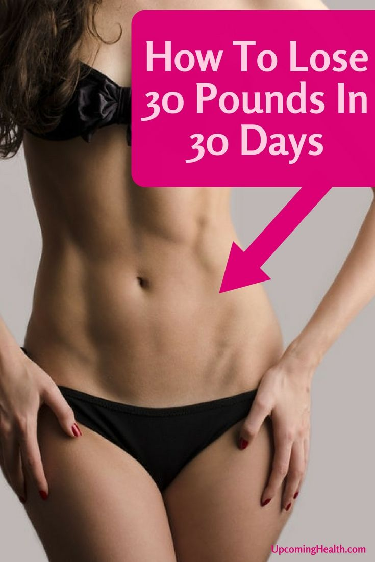fastest way lose weight 3 days
