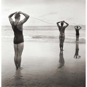 Max Dupain - Rescue and resuscitation I, Manly - 1940s.