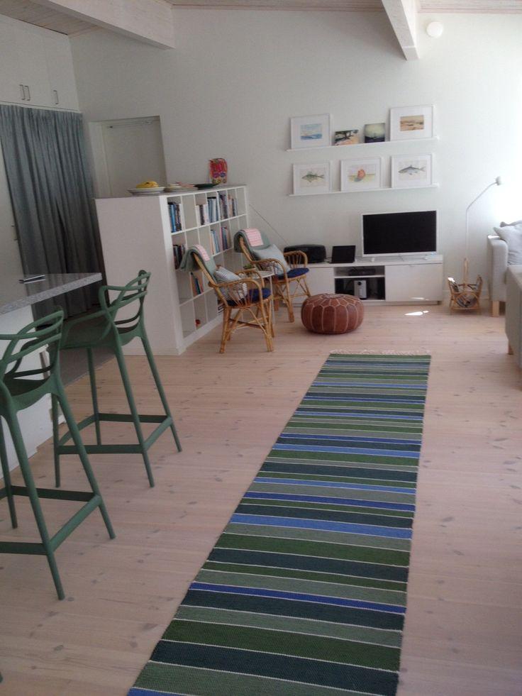 Bild från nöjd kund på Sandhamn!