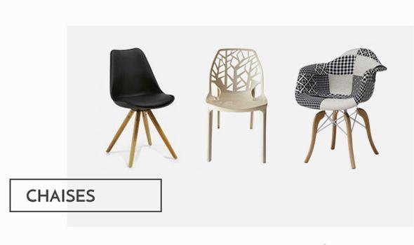 Meubles design sur Cosy-Tendance, chaises tendance pour assoir votre style !