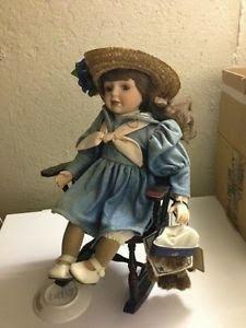 La Donna Fatale: Porcelain Doll