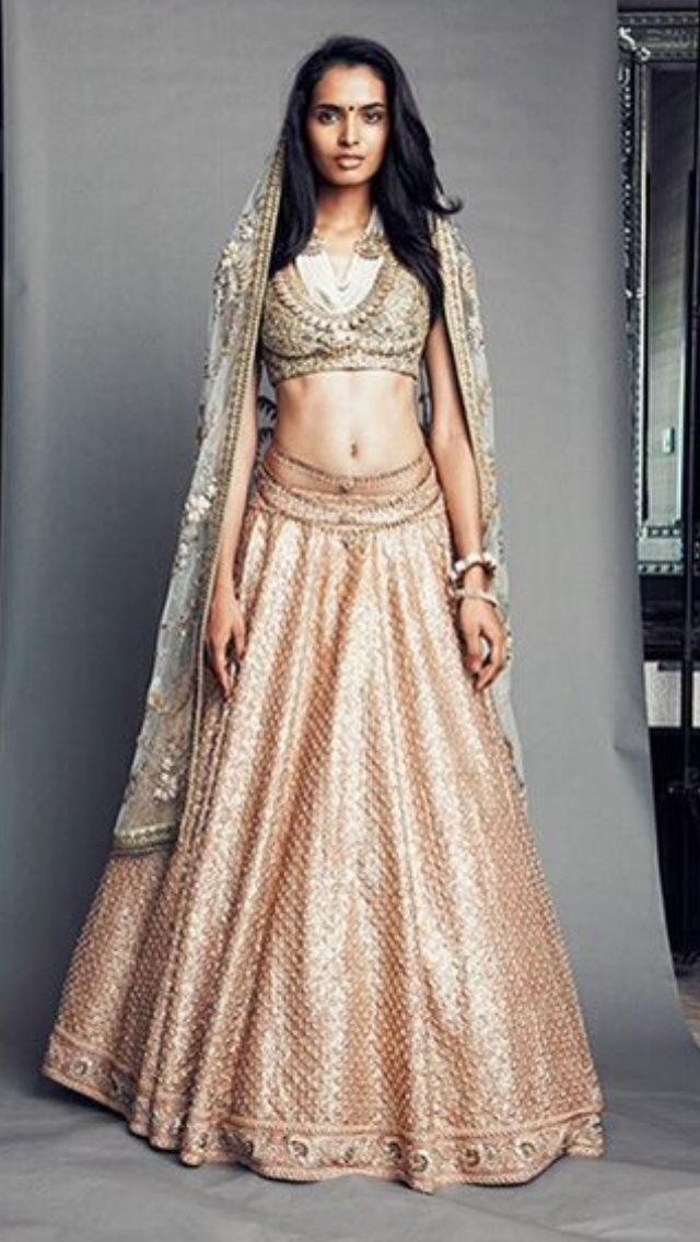 Sabyasachi Indian designer wedding #lehenga
