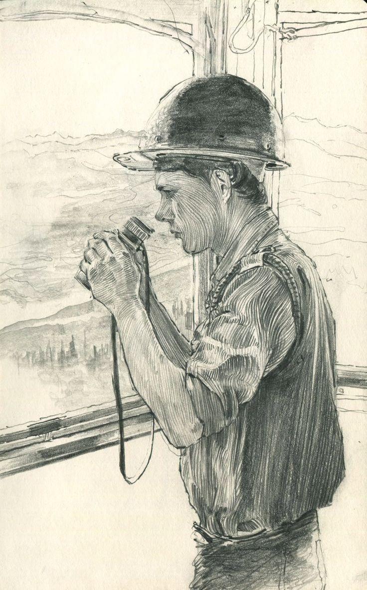 Drawings and paintings by Toronto-based illustrator James Chia Han Lee. More images below.                  James Chia Han Lee's Website James Chia Han Lee on … Continue reading →