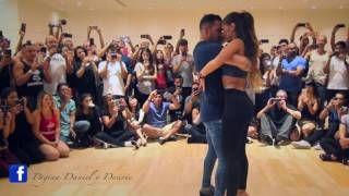 DANIEL Y DESIREE LOS ANGELES - Don't Let Me Down ft. Daya (Version Bachata Dj Khalid) - YouTube