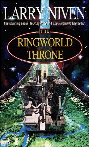 The Ringworld Throne: Larry Niven: 9780345412966: Amazon.com: Books