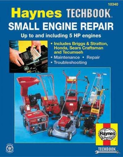 A comprehensive manual covering everything you need to know about small engine repair and maintenance. Includes step-by-step instructions and hundreds of photos. All there is to know about Small Engin