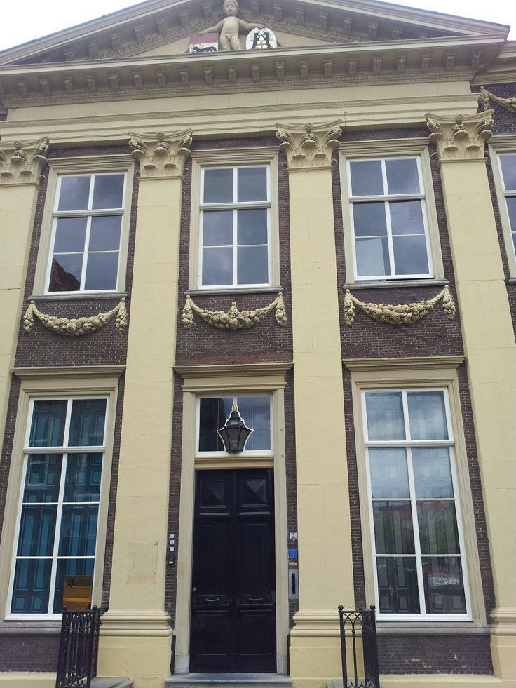 In Dordrecht (The Netherlands)