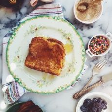 French Toast For One or Two | Joy the Baker