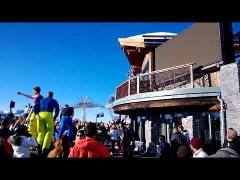 La Folie Douce - Alpe d'Huez - YouTube