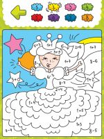 Coloring Smart - Fun and Education for kids- app review - Juf Jannie