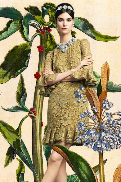 Dolce & Gabbana Spring:Summer 2014 Lookbook-2