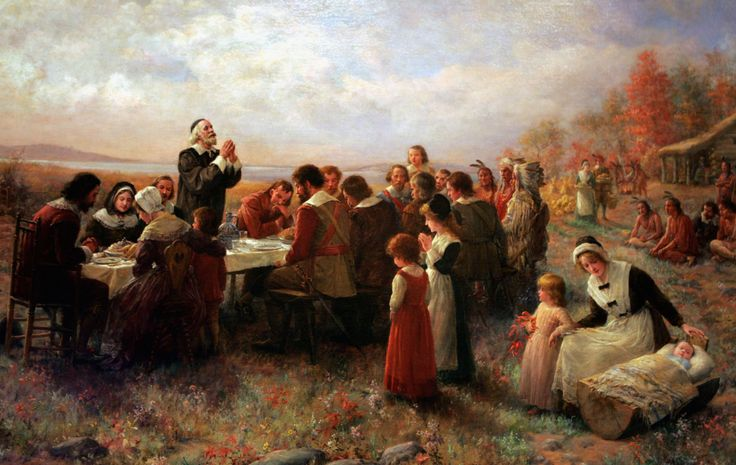 20 Things You Didn't Know About Thanksgiving  Thanksgiving did not originate in America
