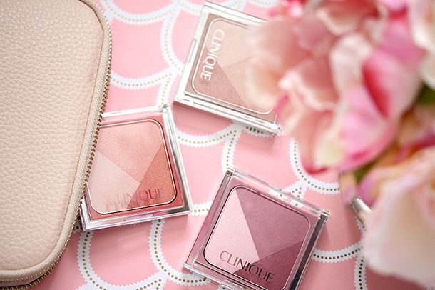 The $32 Clinique Sculptionary Cheek Contouring Palettes: Three Shades, Three Jobs, One Coordinated Mission