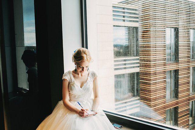 «Космическая» свадьба Артема и Юлии