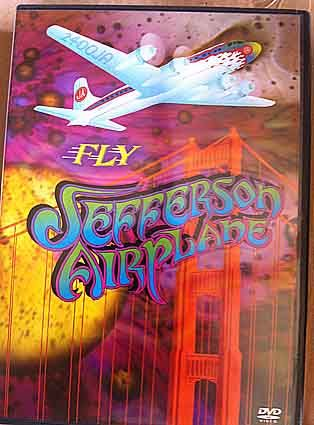 2. JEFFERSON AIRPLANE Fly