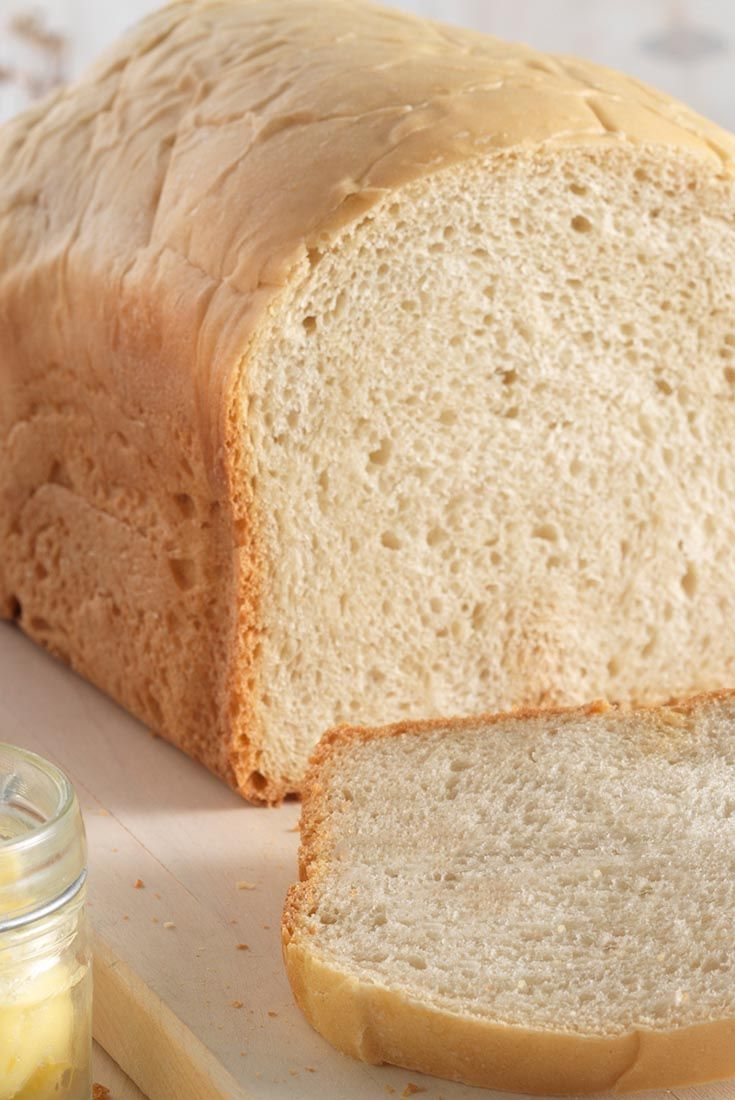 Bread Machine Sourdough Bread Recipe