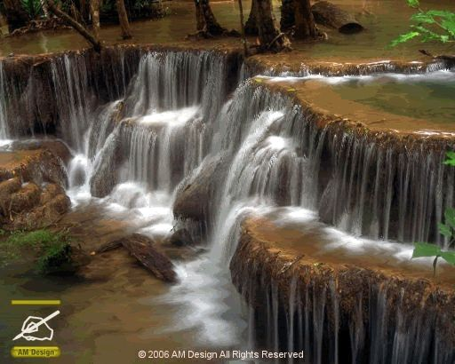 Best 320 Nature: WATERFALLS~GIF\'S images on Pinterest | Waterfalls ...