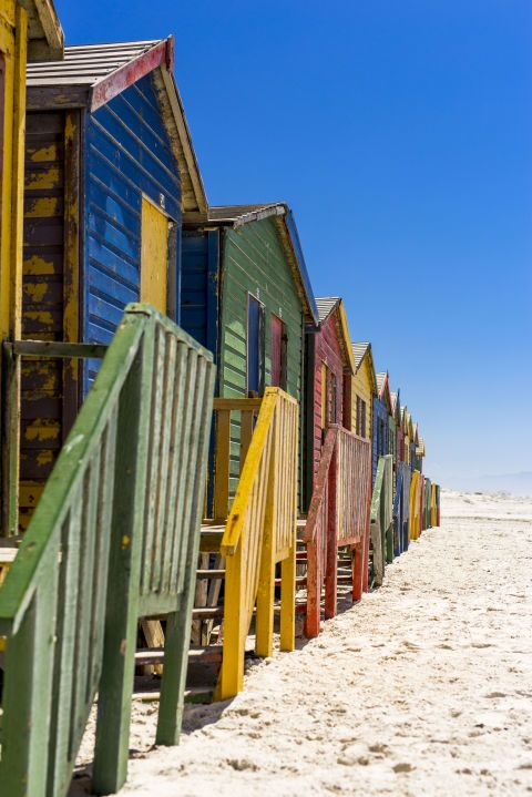 SUMMER: CAPE TOWN, SOUTH AFRICA