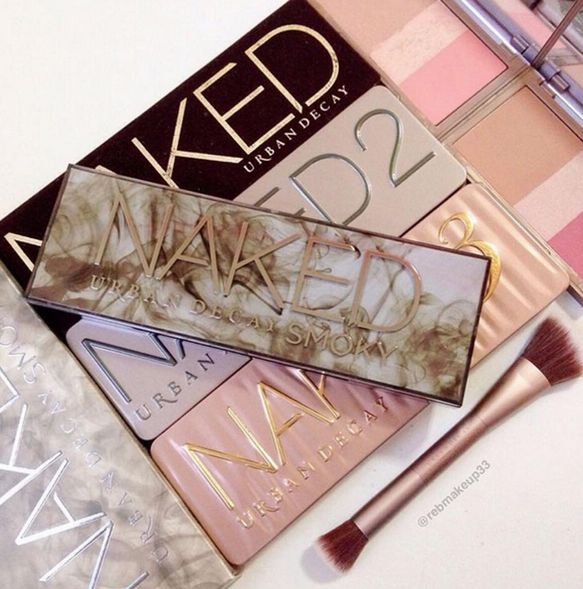 If you like Urban Decay's Naked Palettes, we've got some *terrible* news for you...