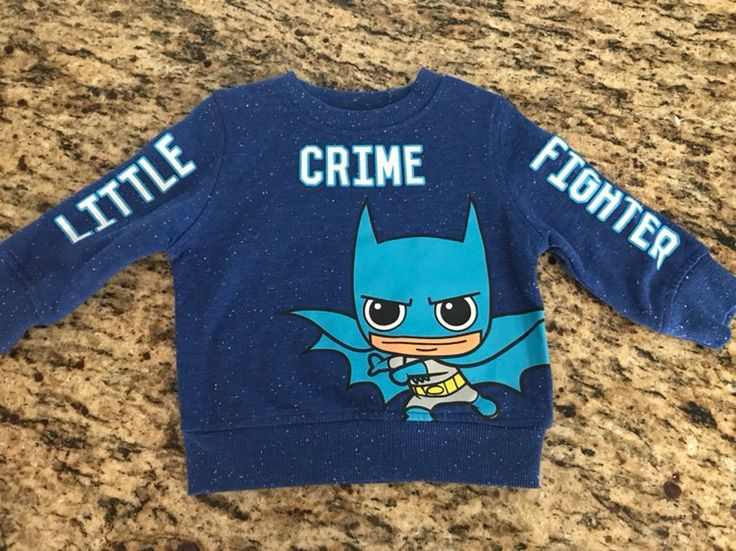 Batman sweat Shirt - Mercari: BUY & SELL THINGS YOU LOVE
