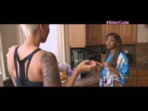 """Believe It!: EXCLUSIVE: Amber Rose Gets Intimate With Former """"Moesha"""" Star Marcus Paulk In New """"SISTER CODE"""" Film"""