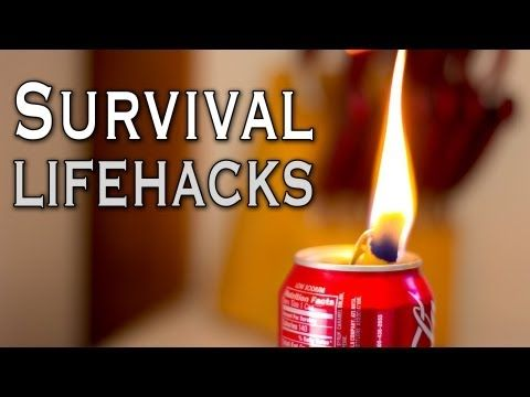 7 Survival Life Hacks That Could Save Your Life Survival instincts are deeply embeded in our DNA; however, with the modern times, sophisticated urban life, and all the amenities in life we have, we need to relearn survival tactics we can use to preserve our life when needed. These tactics are especially useful in the great outdoors.