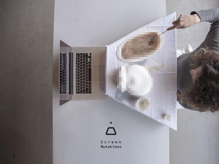 Collezione 'Screen Mutations' by Louisa Zahareas