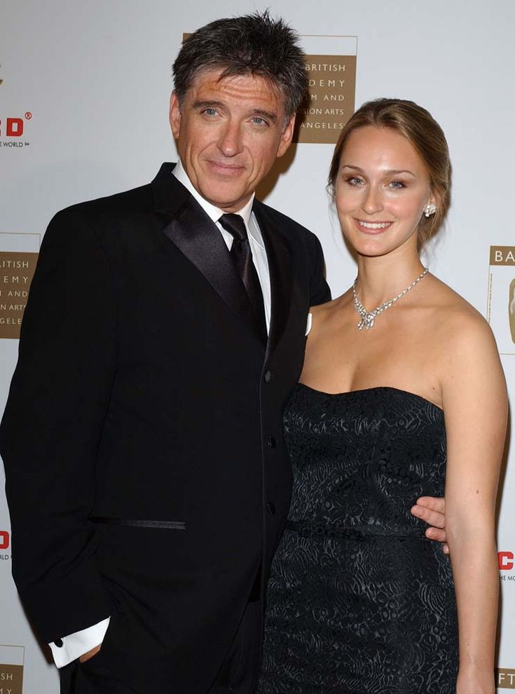 Craig Ferguson & 3rd wife Megan. Welcome Son: Liam James in 2011. They've been married since 2008.