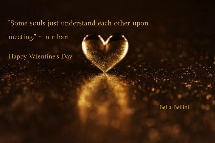 Beautiful Souls just do indeed Bella's and Beau's. A #Blessed, and #Happy Valentine's Day to you all. Do remember to carry the #Sentiments of Valentine's Day throughout the year, and not only today. ♥Bella♥