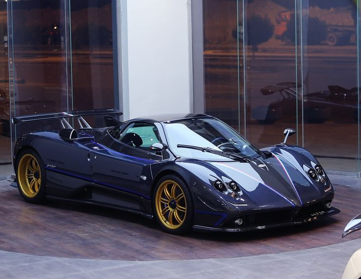 A Pagani Zonda Tricolore Is For Sale And We Desperately Want It