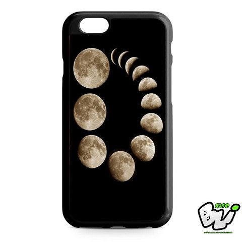 Moon Phases iPhone 6 Case | iPhone 6S Case