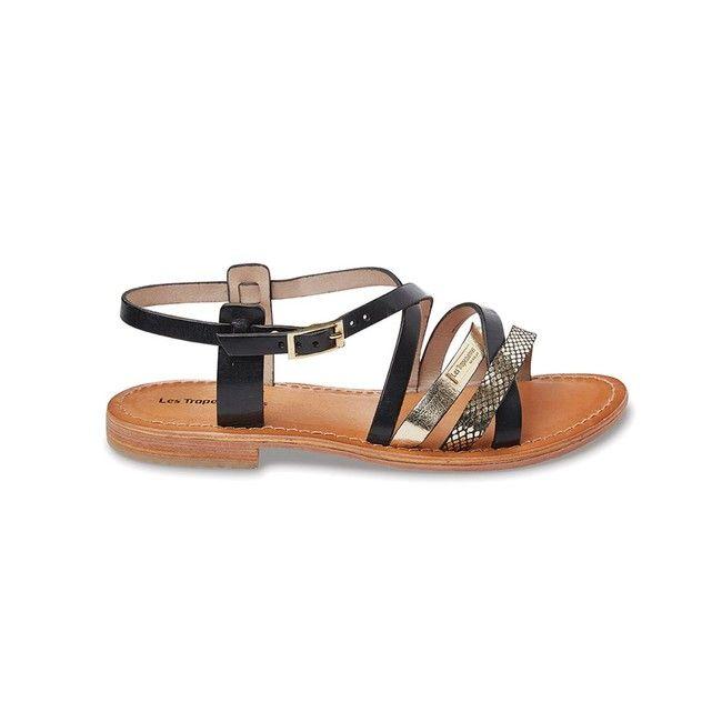 Sandales cuir Hapax