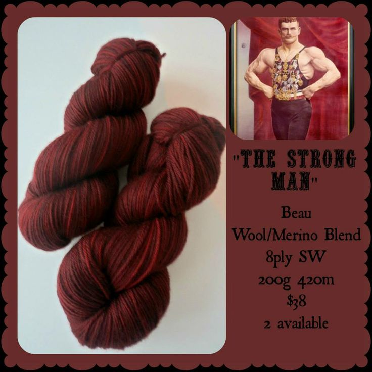 The Strong Man - The Greatest Show on Earth | Red Riding Hood Yarns