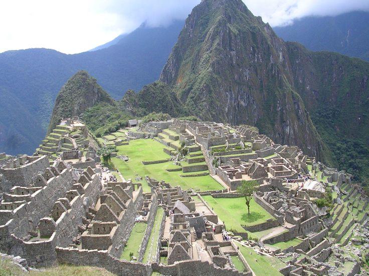 Machu Picchu - Fall 2011