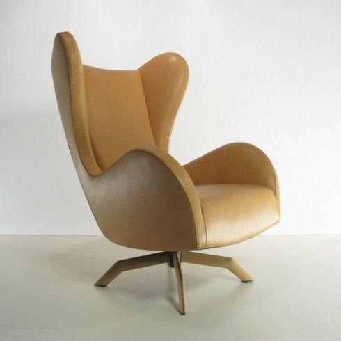 Montis fauteuil Felix met leer Alpaca Natura | Montis Fauteuil Felix with leather Alpaca Natura #sale