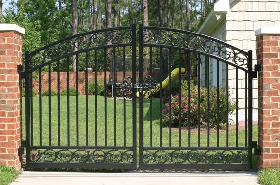 privacy fence ideas | privacy fence designs privacy fence designs fence design options by ...