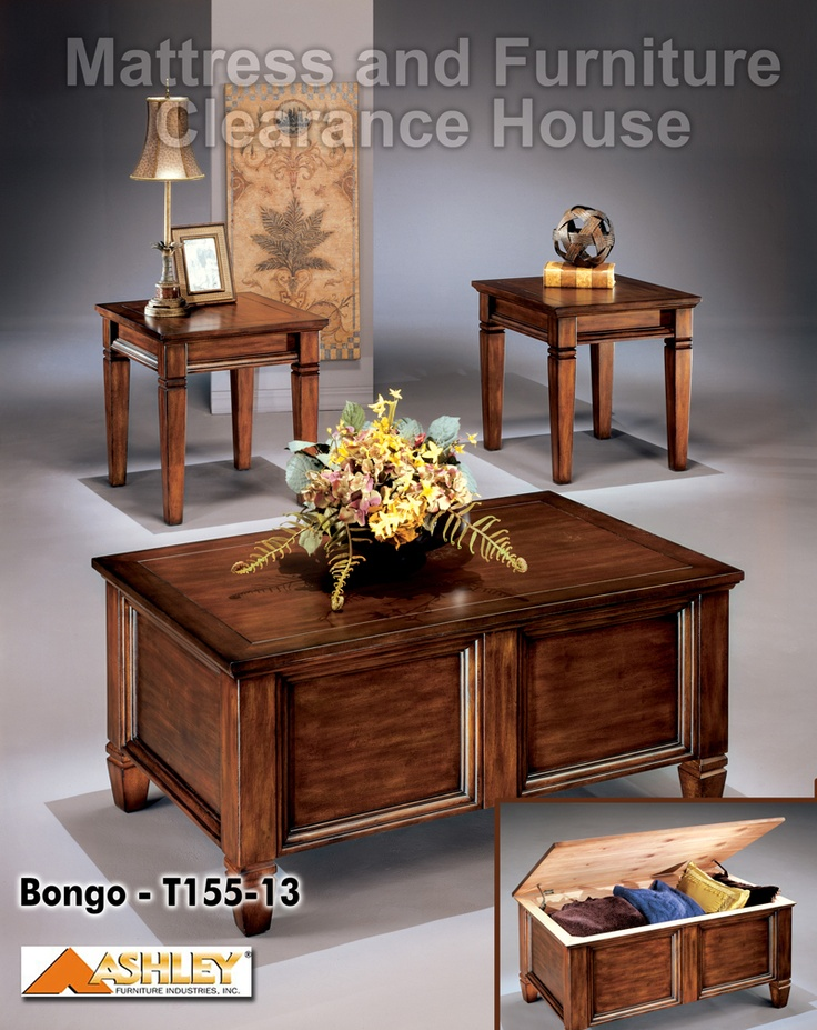 Ashley Furniture Signature Design Bongo Occasional Table Set At Big Sandy  Superstore